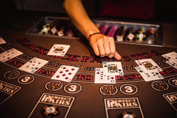 Unknown Information About Casino Made Known